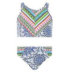 Monsoon - Girls' multicoloured  St tropez bikini