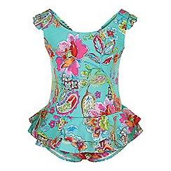 Monsoon - Blue Baby Cosima swimsuit