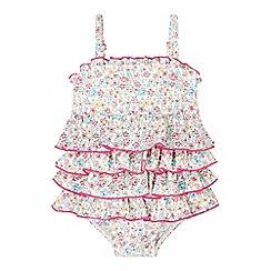 Monsoon - Multicoloured Baby Rosie swimsuit