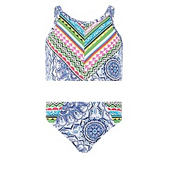 Monsoon - Girls' multicoloured  St tropez bikini