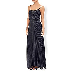 Monsoon - Blue Linnea maxi dress