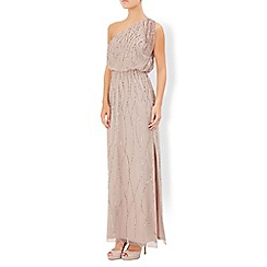 Monsoon - Pink Leilani maxi dress
