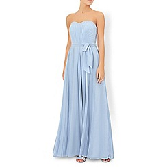 Monsoon - Blue Rowan maxi dress