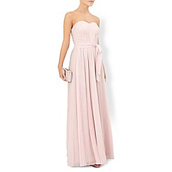 Monsoon - Pink Rowan maxi dress