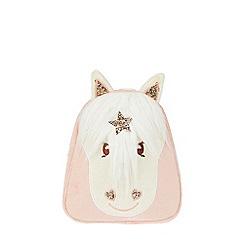 Monsoon - Multicoloured unicorn backpack