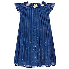 Monsoon - Blue baby 'Marilyn' swing dress