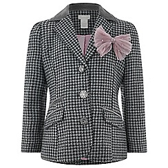 Monsoon - Girls' grey 'Pippie' blazer