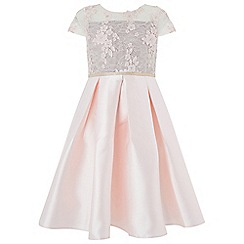 Monsoon - Girls' pink 'tula' dress