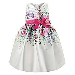 Monsoon - Girls' multicoloured  idalia rose dress