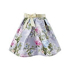 Monsoon - Girls' multicoloured 'francina' rose skirt
