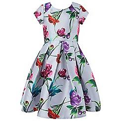 Monsoon - Girls' multicoloured 'Tulip' Duchess dress