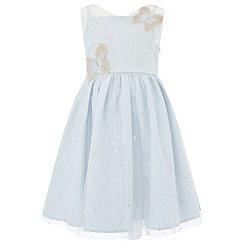 Monsoon - Blue hutieh butterfly dress