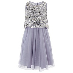 Monsoon - Purple Aaliyah dress