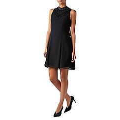 Monsoon - Black 'Erin' embellished dress