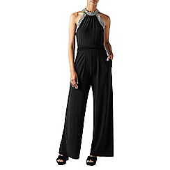Monsoon - Black 'Delphine' jumpsuit