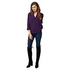 Monsoon - Purple prior blouse