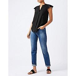 Monsoon - Black Larissa' blouse