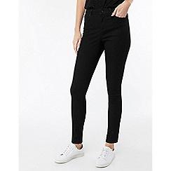 Monsoon - Black Nadine' overlap pocket jeans