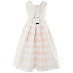Monsoon - Girls' pink 'Elowen' dress