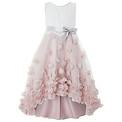 Monsoon - Girls' Pink 'Ianthe' Dress