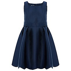 Monsoon - Girls' blue mila dress