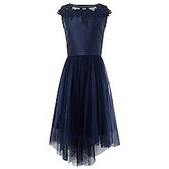 Monsoon - Girls' Blue 'Osaka' Dress