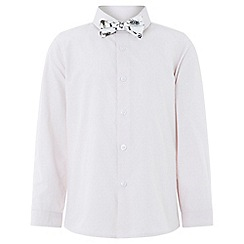 Monsoon - Boys' Pink 'Peter' Shirt