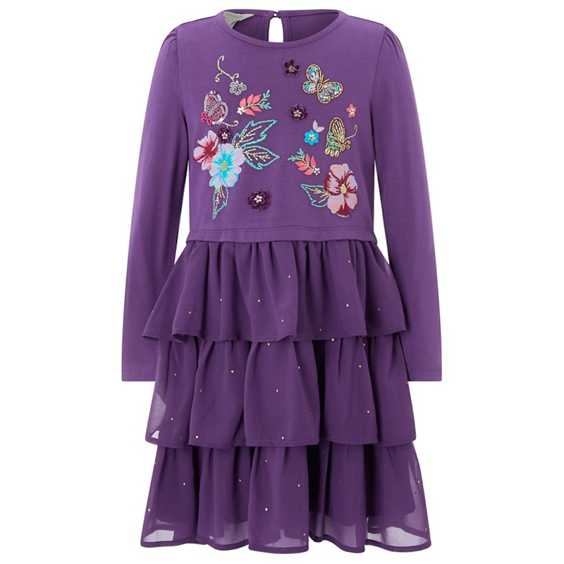 59f1a6d865f4 Monsoon - Purple 'Ebony' Dress   £28.80   Gay Times