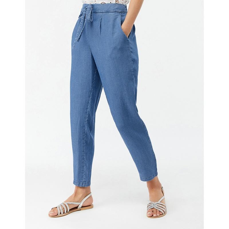 Monsoon - Blue 'Angelo' Trousers