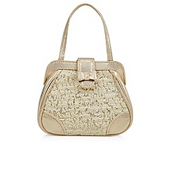 Monsoon - Gold dust mini bag