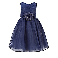 Monsoon - Blue girl's 'Hanne' dress
