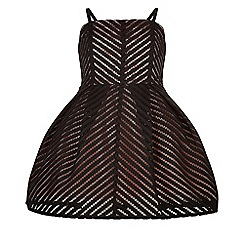 Monsoon - Black girl's 'Roma' dress