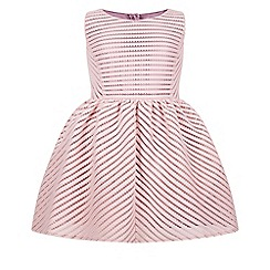 Monsoon - Pink girl's 'Paris' dress