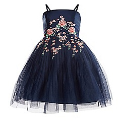 Monsoon - Blue girl's 'Madelina' dress