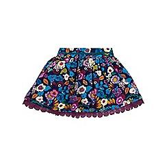 Monsoon - Blue girl's 'Blueberry' skirt