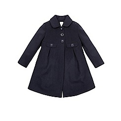 Monsoon - Blue Mathilda coat