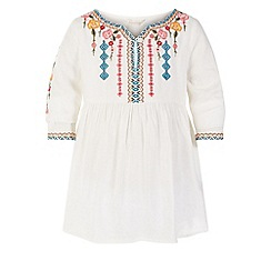 Monsoon - White fable blouse