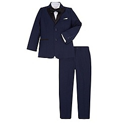 Monsoon - Blue Toby tuxedo set