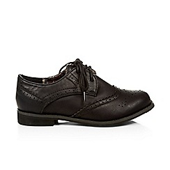 Monsoon - Black boy's brogues