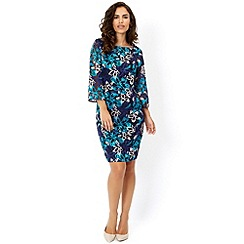 Monsoon - Blue Larina Tunic Dress