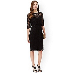 Monsoon - Black 'Marigold' dress