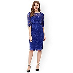 Monsoon - Blue 'Marigold' dress