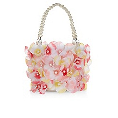 Monsoon - Multicoloured  Fleur corsage bag