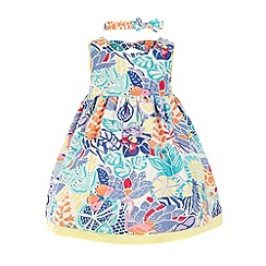 Monsoon - Multicoloured  Baby java dress
