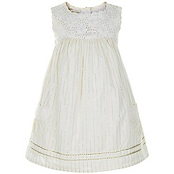 Monsoon - White Baby alanis dress