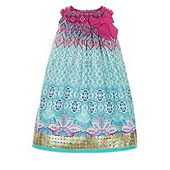 Monsoon - Multicoloured  Baby ikaria dress