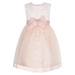 Monsoon - Pink Baby olivia dress