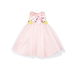 Monsoon - Pink Baby jardin dress