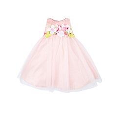 Monsoon - Pink Baby jardin dress