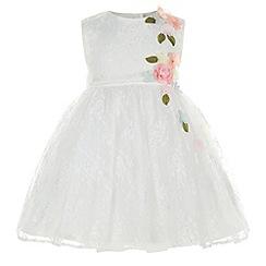 Monsoon - White Baby falisia dress